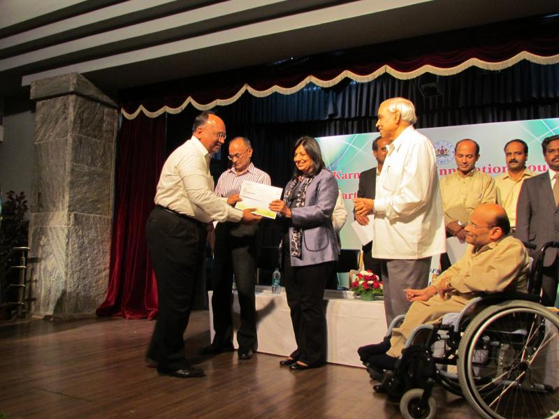 Amulya 2012 Award Photo